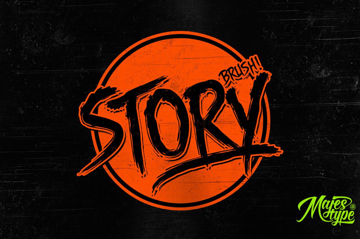 Story Brush