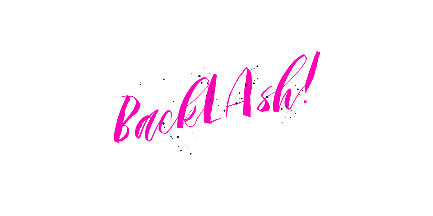 Backlash by Great Lakes Lettering