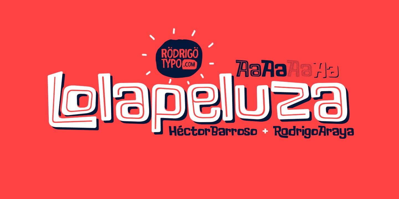 Lolapeluza by RodrigoTypo