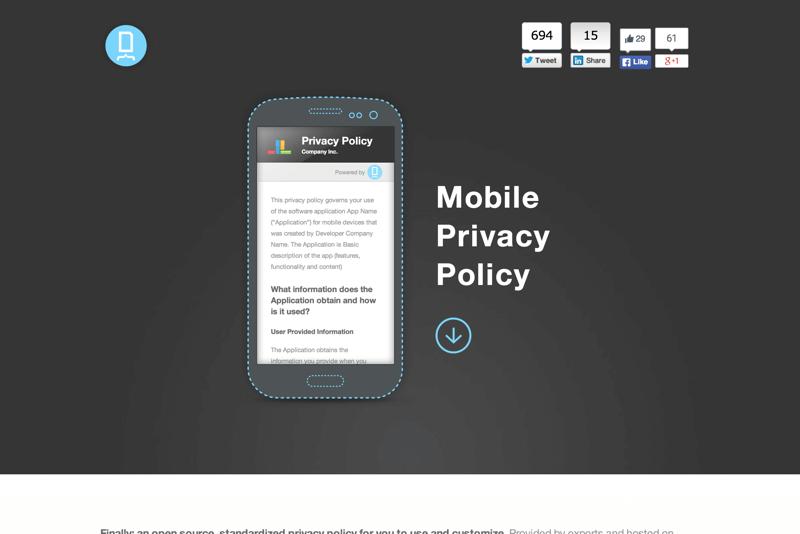 MobilePrivacy