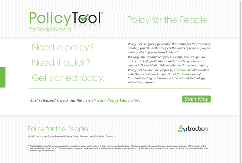 PolicyTool -min