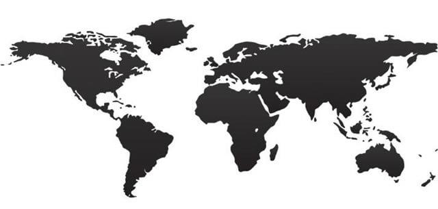 Vector World Map (.eps)
