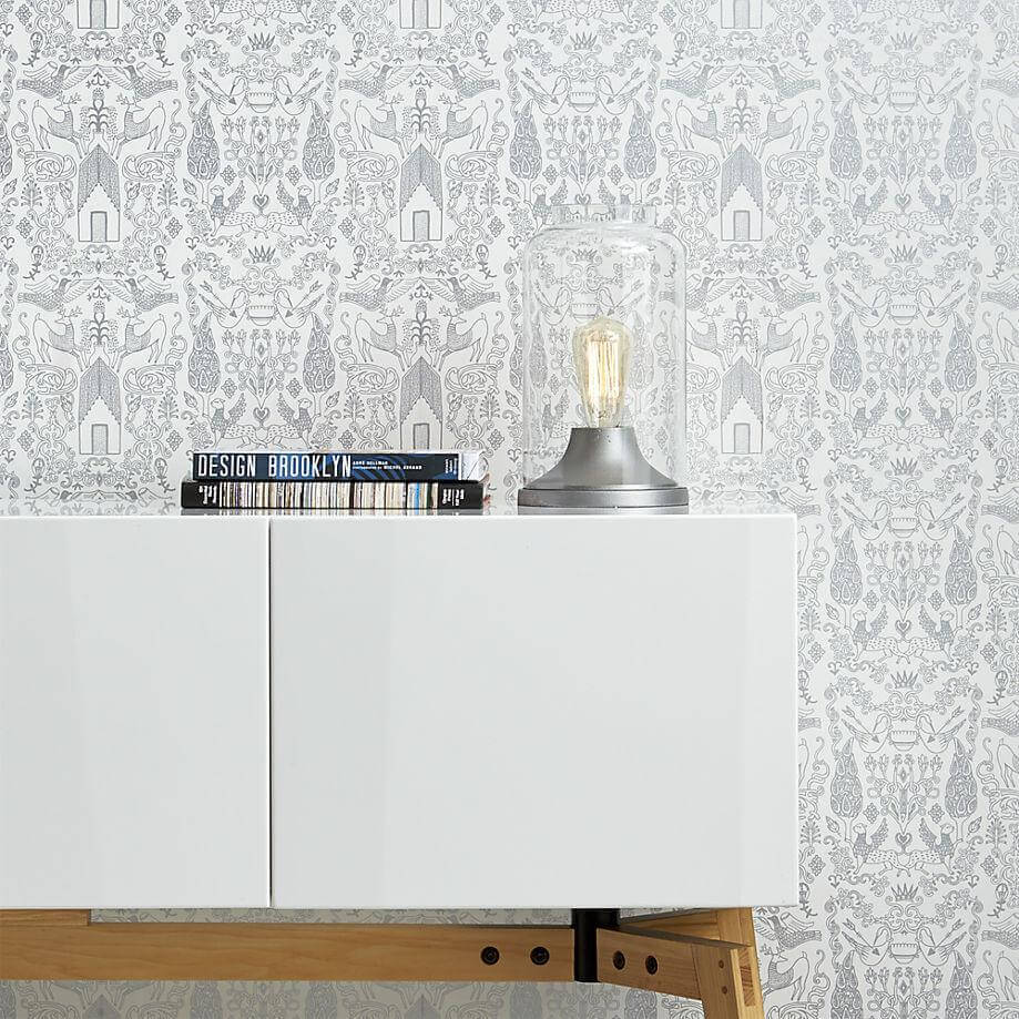 Create wallpaper with hand-drawn illustrations. (1)
