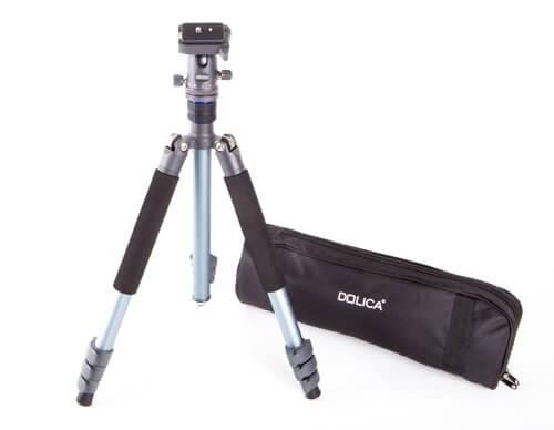 "Dolica LX600B502DS 60"" Ultra-Premium Professional Tripod"