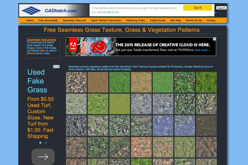 Free Grass Textures