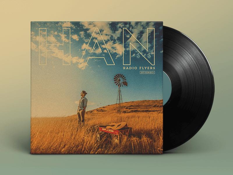 HAN – Radio Flyers by Charley Robinson