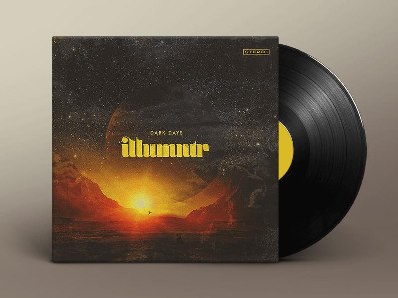 Illumntr – Dark Days by Charley Robinson