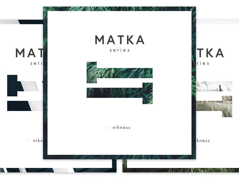 Matka Mixtape Series by Yannik Schweinzer
