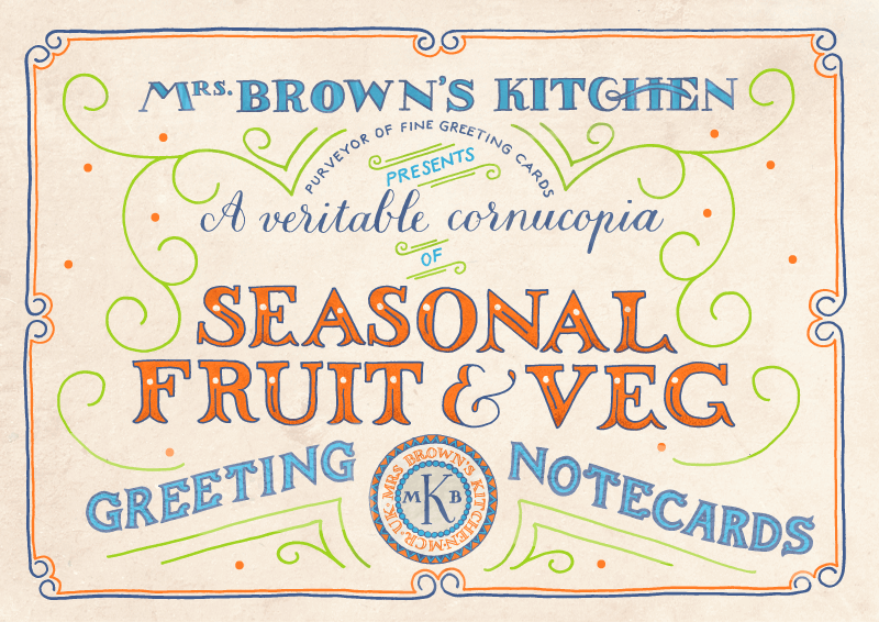 Mrs Brown's Kitchen Cards by Susie Brown (1)