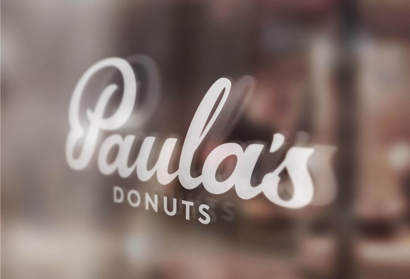 Paula's Donuts by Andrew Martis
