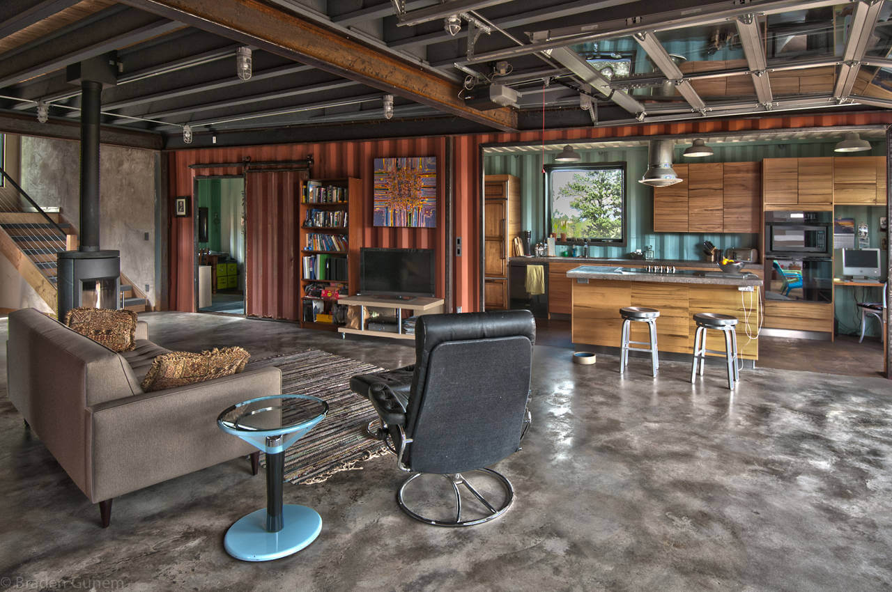 Shipping Container House1 (1)
