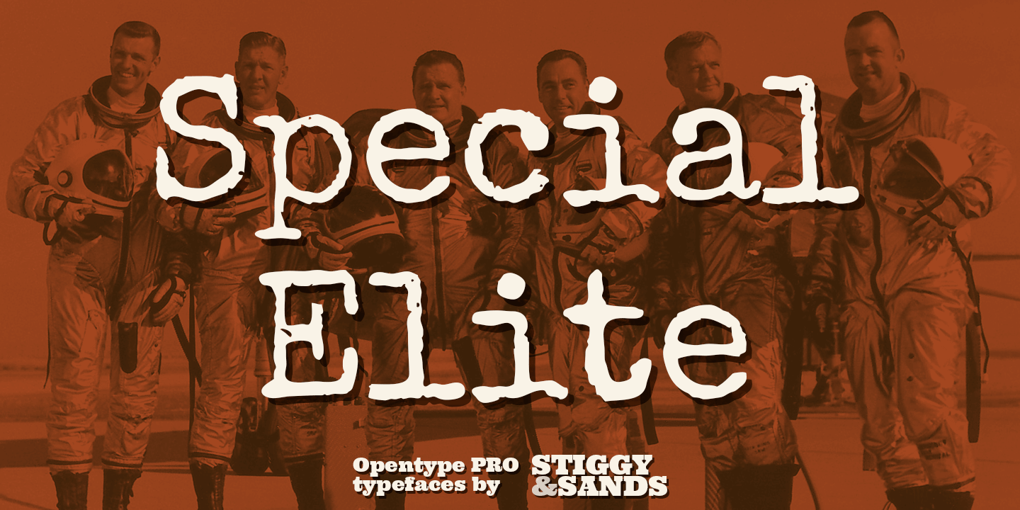 Special Elite Pro by Stiggy & Sands