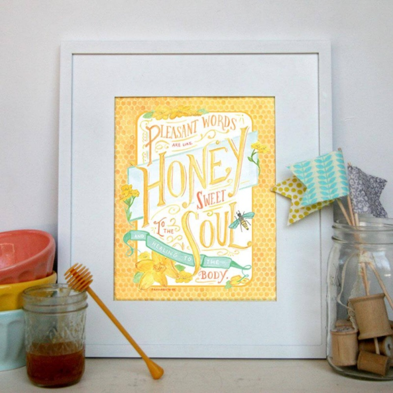 Sweet like honey by Lesley Zellers