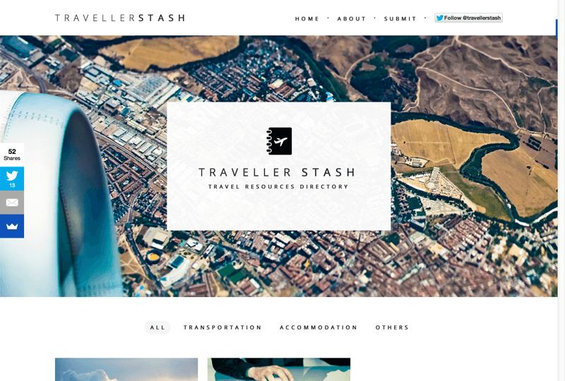 Traveller Stash