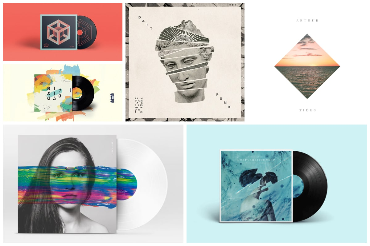 25 Brilliant Music Cd Cover Designs Inspirationfeed