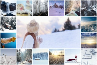 Winter Photo Pack