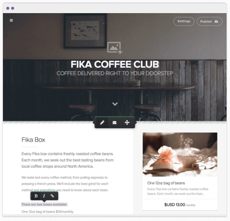 fika spaces
