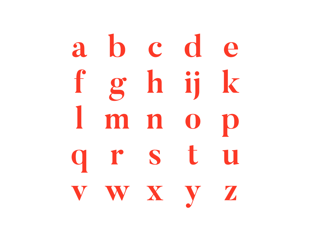 Butler Font Preview 3