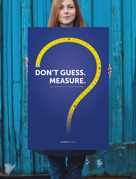 Do Not Guess, Measure