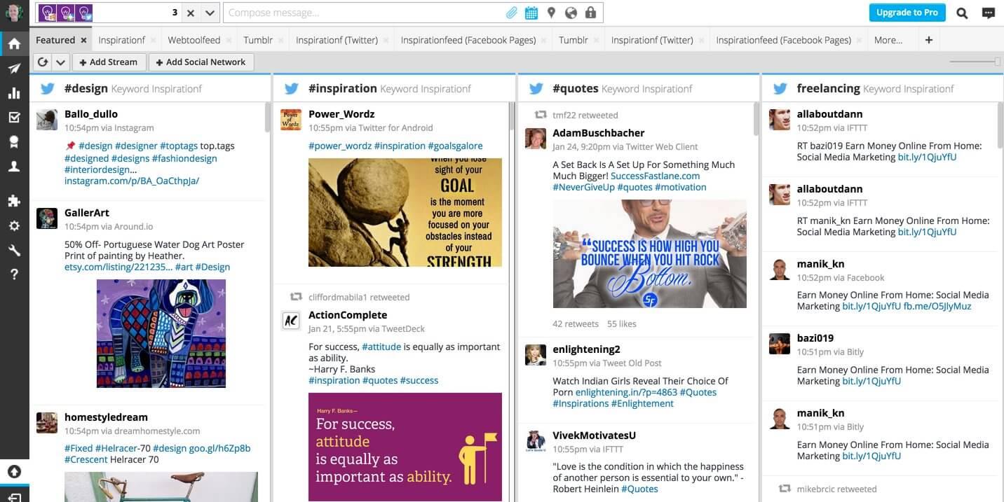 Hootsuite Hashtags