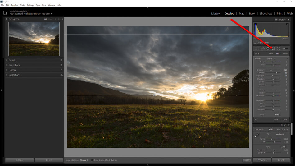 Lightroom Photo Tutorial How to