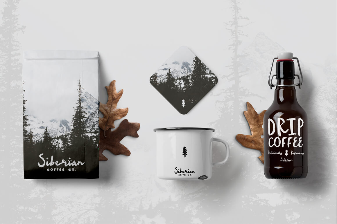 30 Tasteful Coffee Logo Designs Inspirationfeed