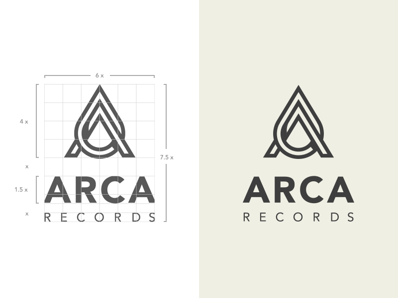 Arca Records by Jonas
