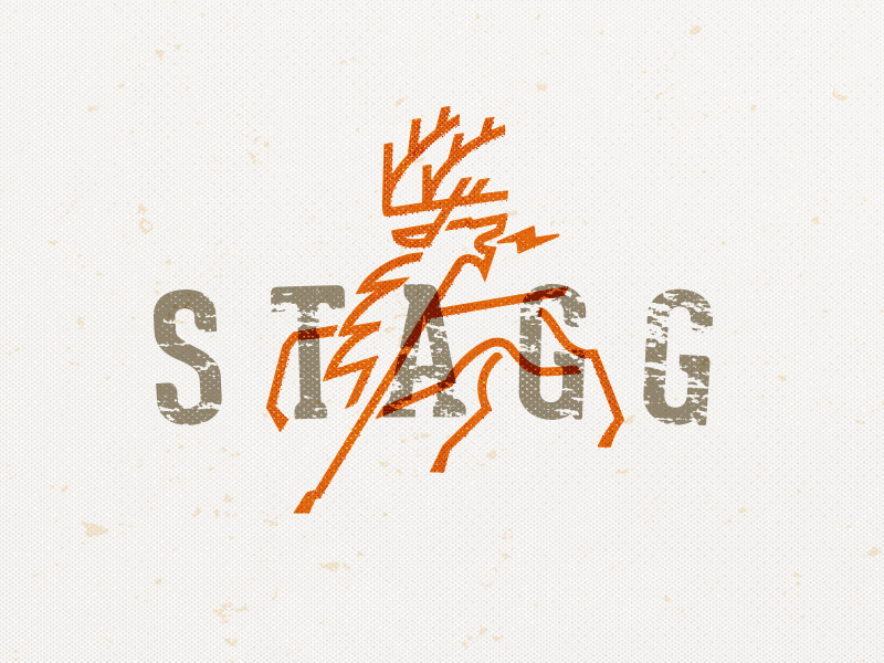 Stagg by Mike Bruner