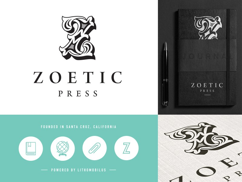 Zoetic Press by Steve Wolf