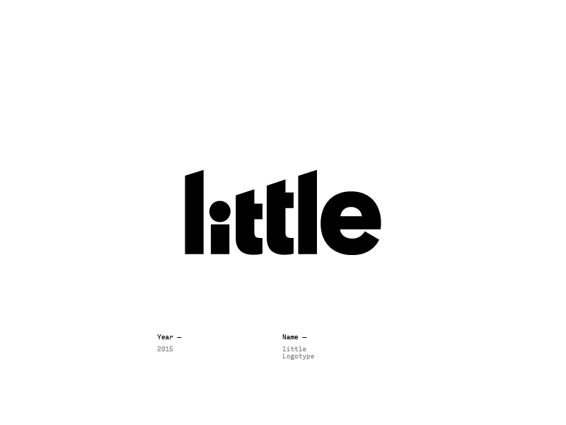 little by Radomir Tinkov