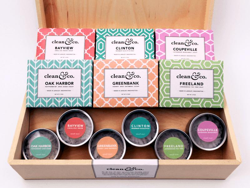 Clean & Co Packaging by Bridget Gahagan-min