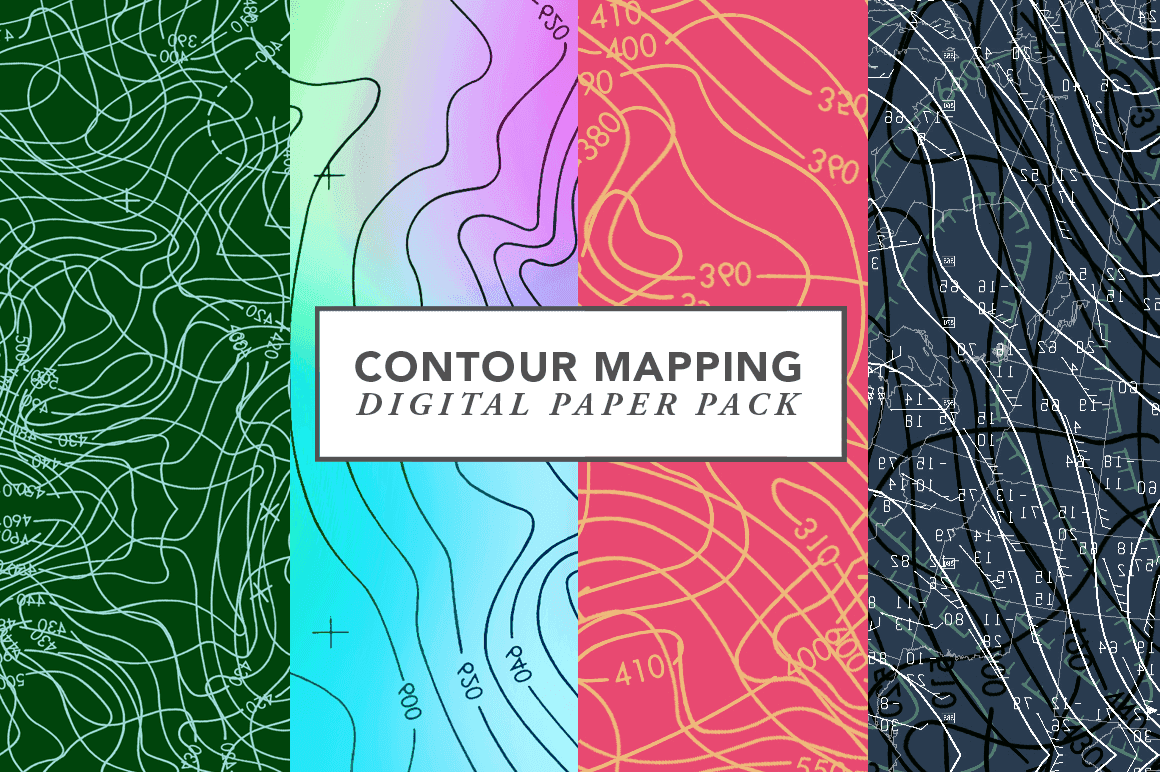 Contour Mapping Pack