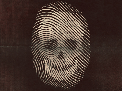 Death Finger Print by P. Von Haggen