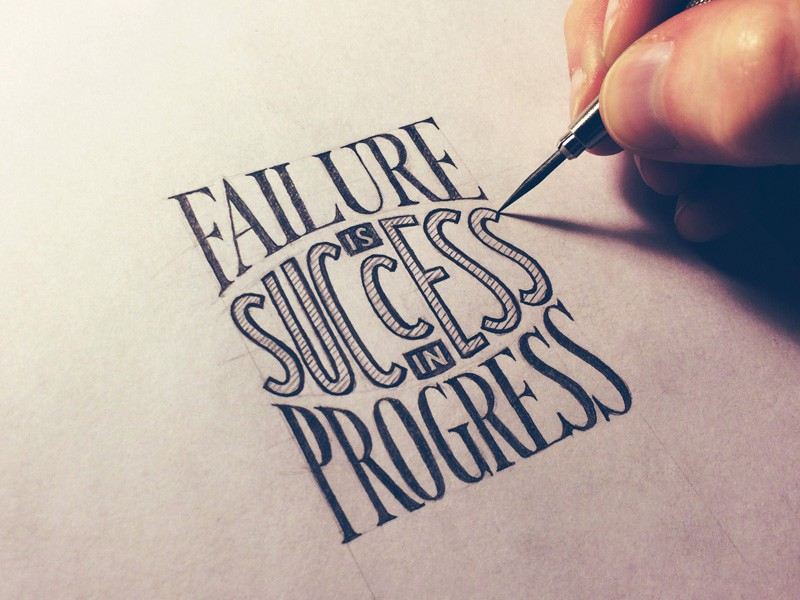 Failure Is Success In Progress by Sean McCabe (1)