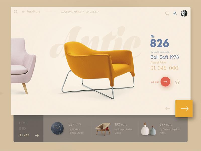 Live Furniture Auction (1)