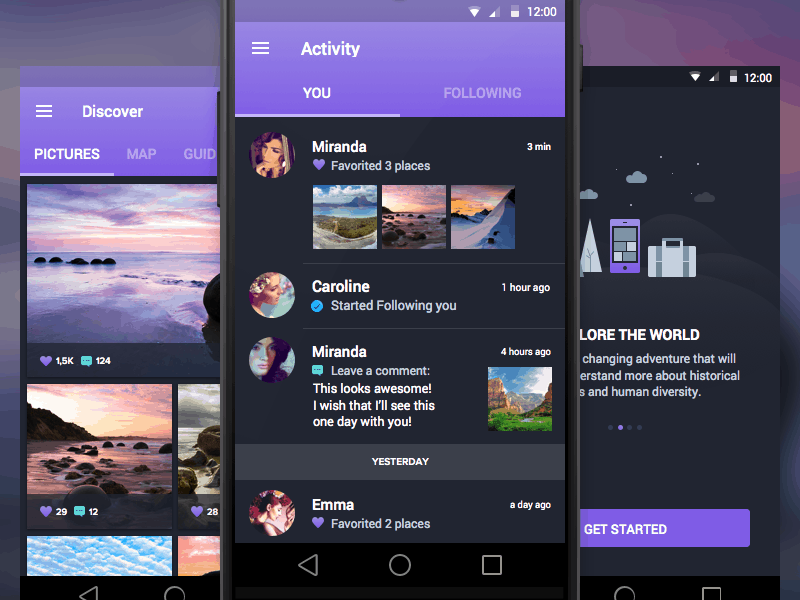 Material Design they said it'll be fun they said (1)