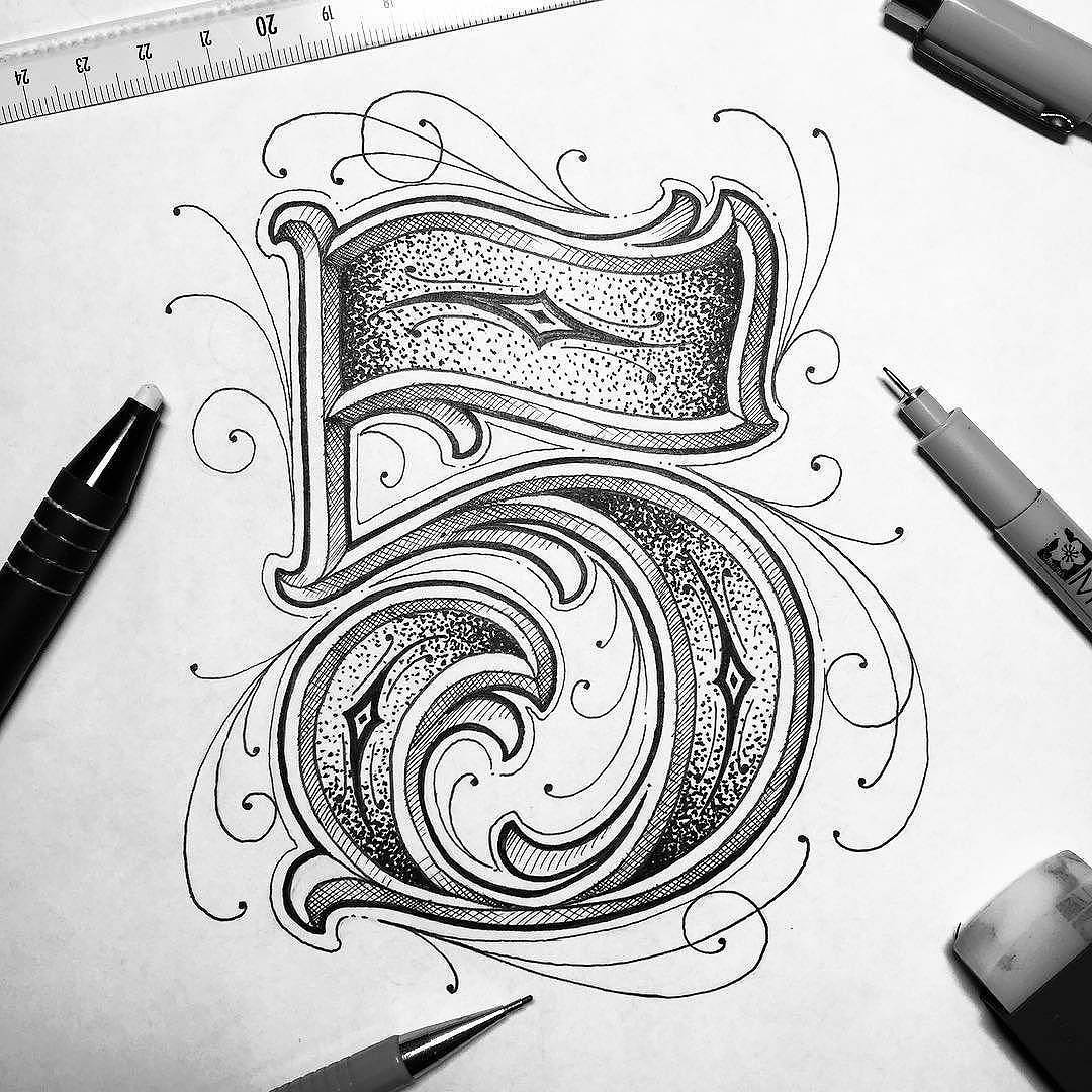 Number Five by Typo Steve (1)