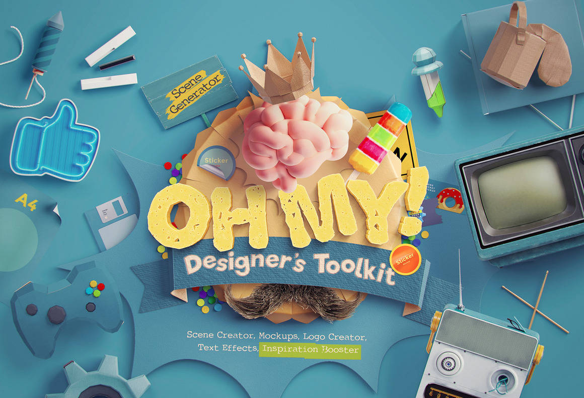 Oh MY Designers Toolkit