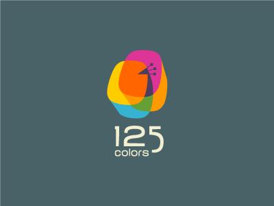 125 Colors by Sean O'Grady