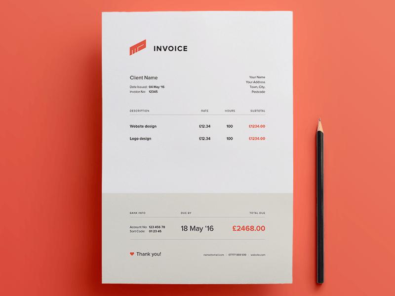 Invoice Template (1)