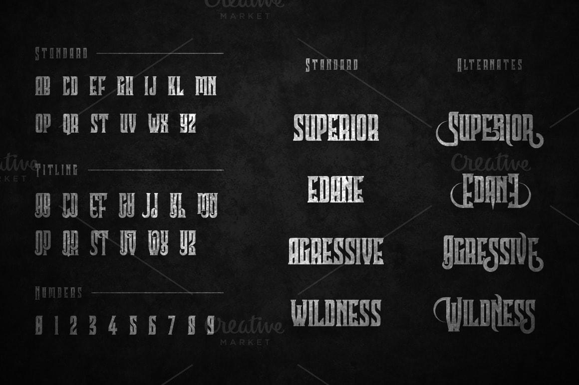 Clobot Typeface-min