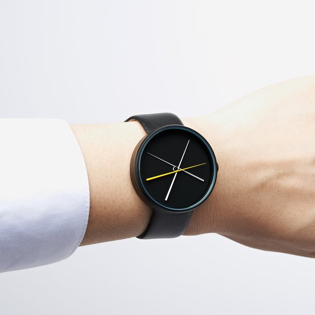 Crossover BLACK by Projects Watches