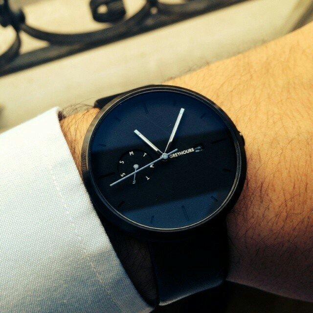 Essential Dark Hours Watch