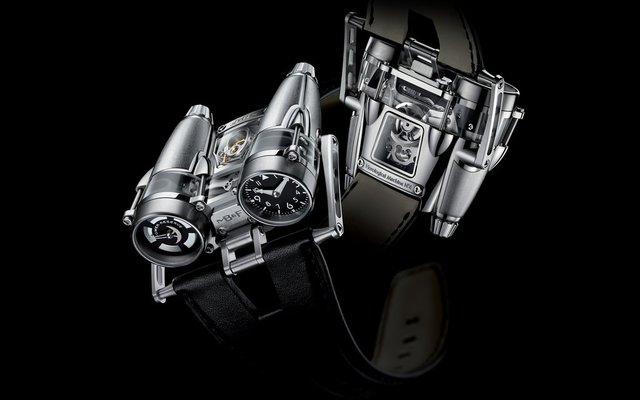 HM4 Thunderbolt Watch