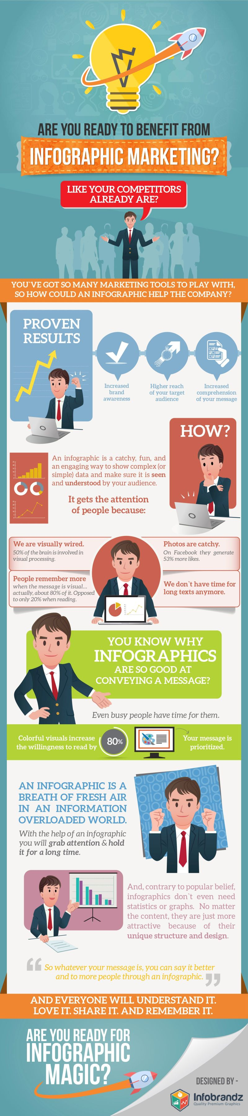 Infographic Marketing Design 01