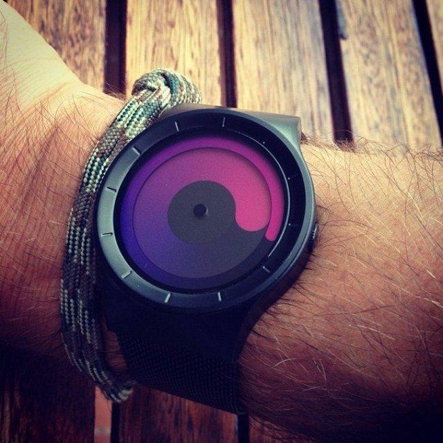 Mercury Chrome Watch by Ziiiro