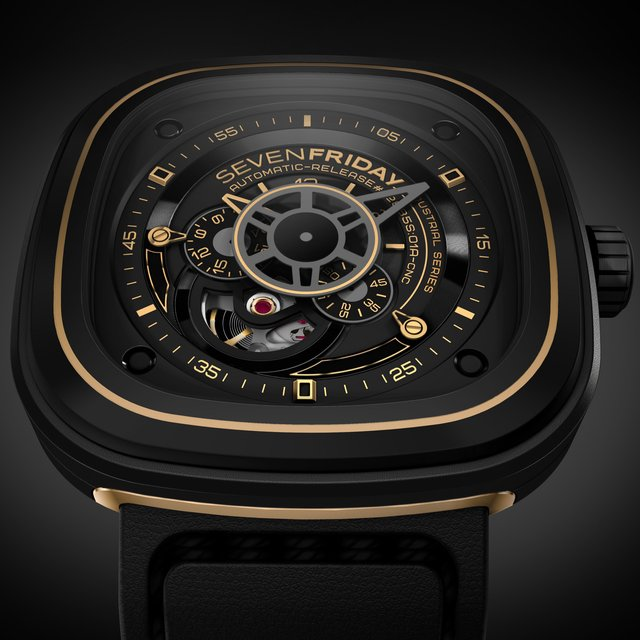 SevenFriday P2:2 Watch