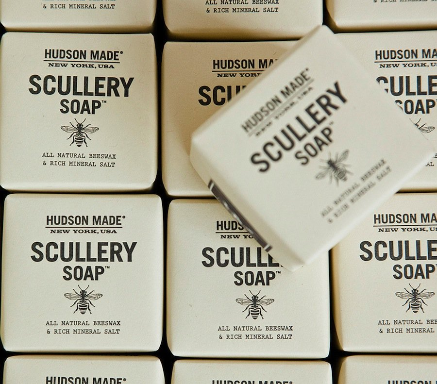Hudson Made Soap by Hovard Design