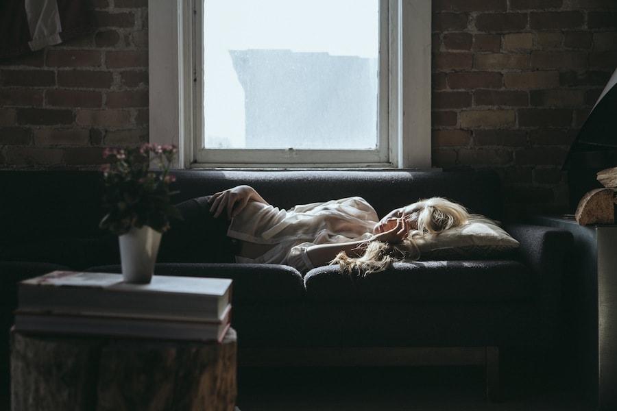 Girl Sleeping-min