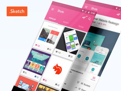 App Material Design